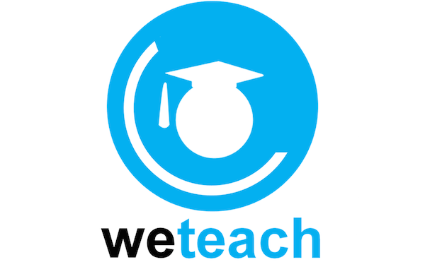 Logo we teach